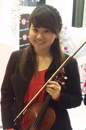 陳詠婷老師 (小提琴)