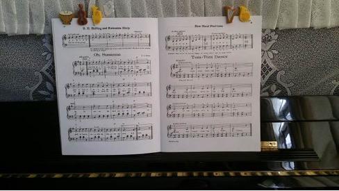 給父母的 – 練琴小法寶