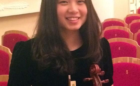 Cecilia Cho (小提琴/樂理導師)