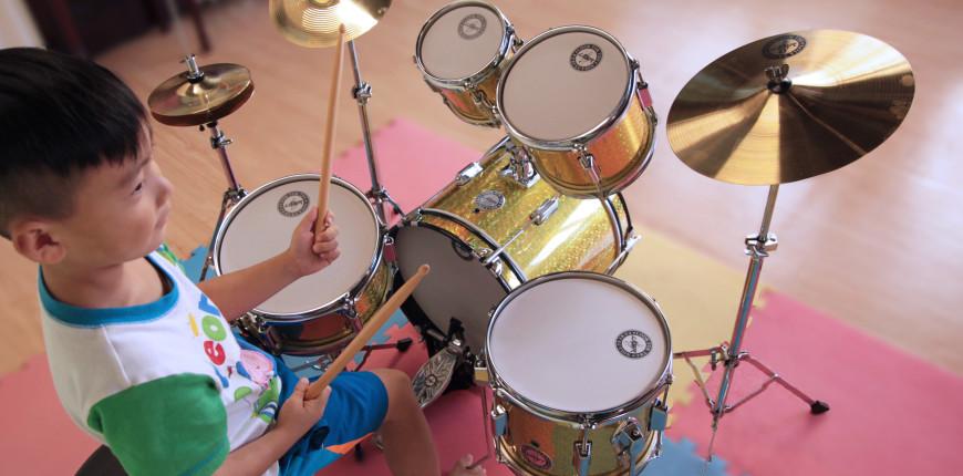 兒童爵士鼓課程